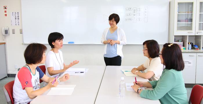 コーチングの資格をとるセミナーイメージ写真